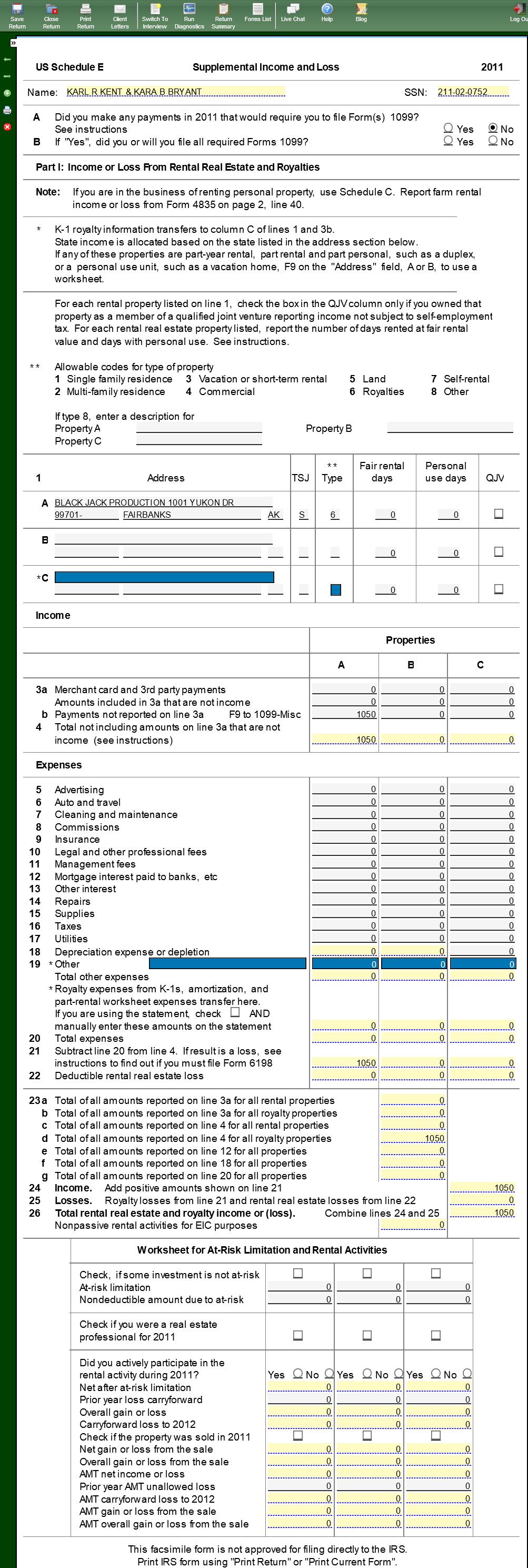 LAW-L1 Kent Refund Monitor